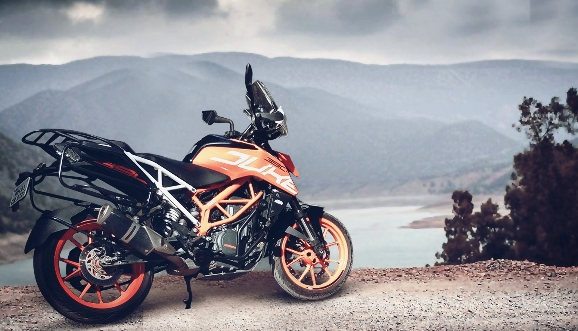 KTM Duke 390 Accessories online In India