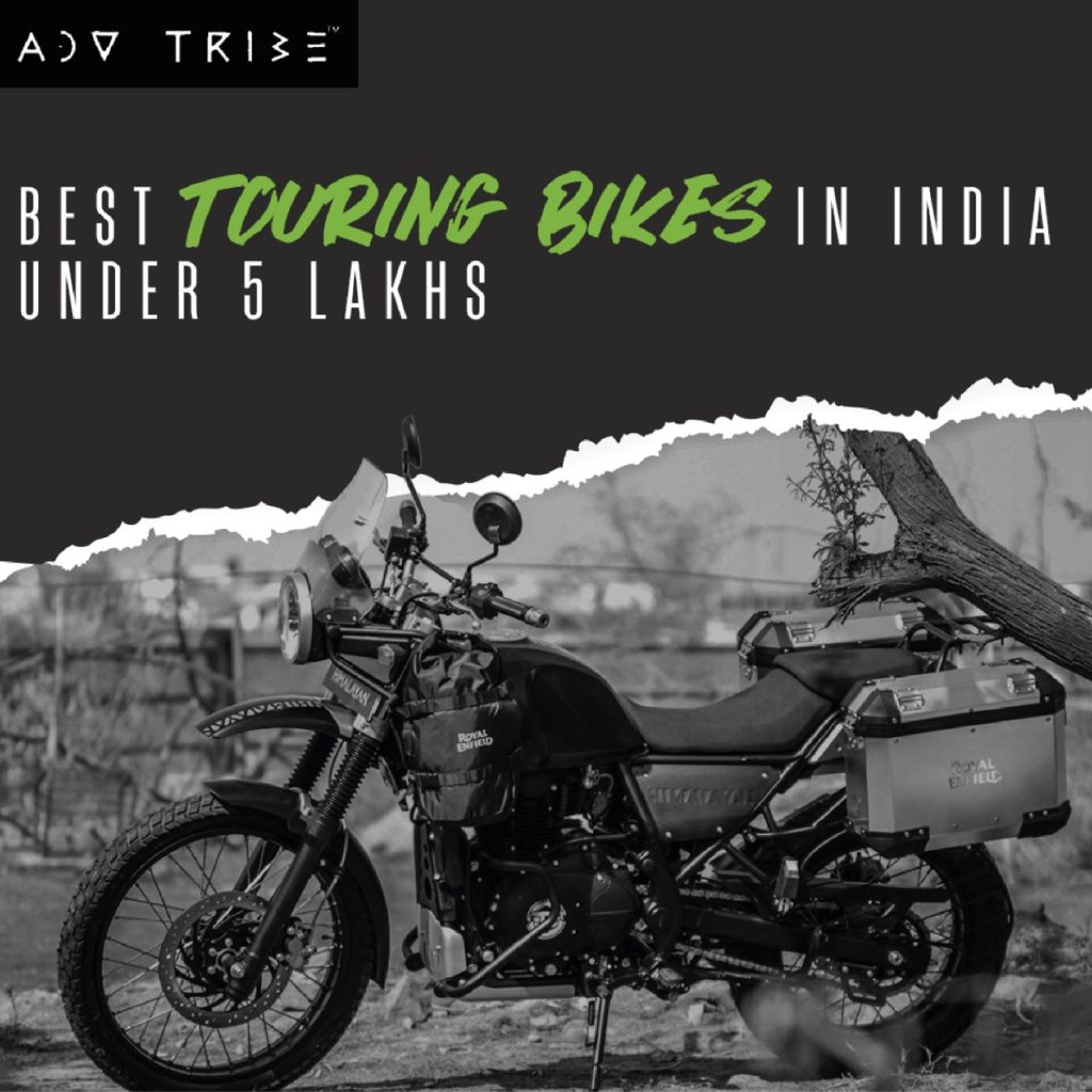 Top Touring Bikes In India Under 5 Lakhs
