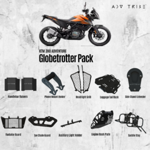 KTM 390 Adventure Globaltrotter pack