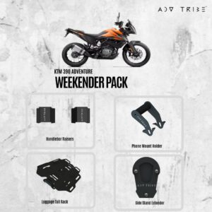 KTM 390 Adventure Weekender Pack